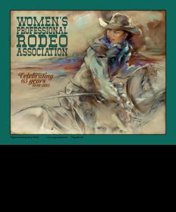 63rd WPRA Commemorative Anniversary Poster